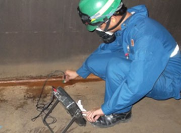 Magnetic Flux Leakage Testing Technical Amp Testing